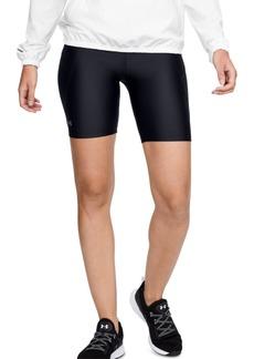 Under Armour Women's HeatGear Compression Bike Shorts