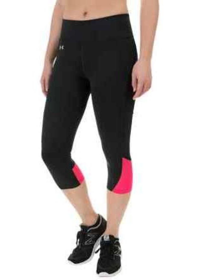 Under Armour HeatGear® Fly-By 2.0 Running Capris (For Women)