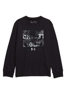 Under Armour HeatGear® Future Legend Graphic T-Shirt (Big Boys)