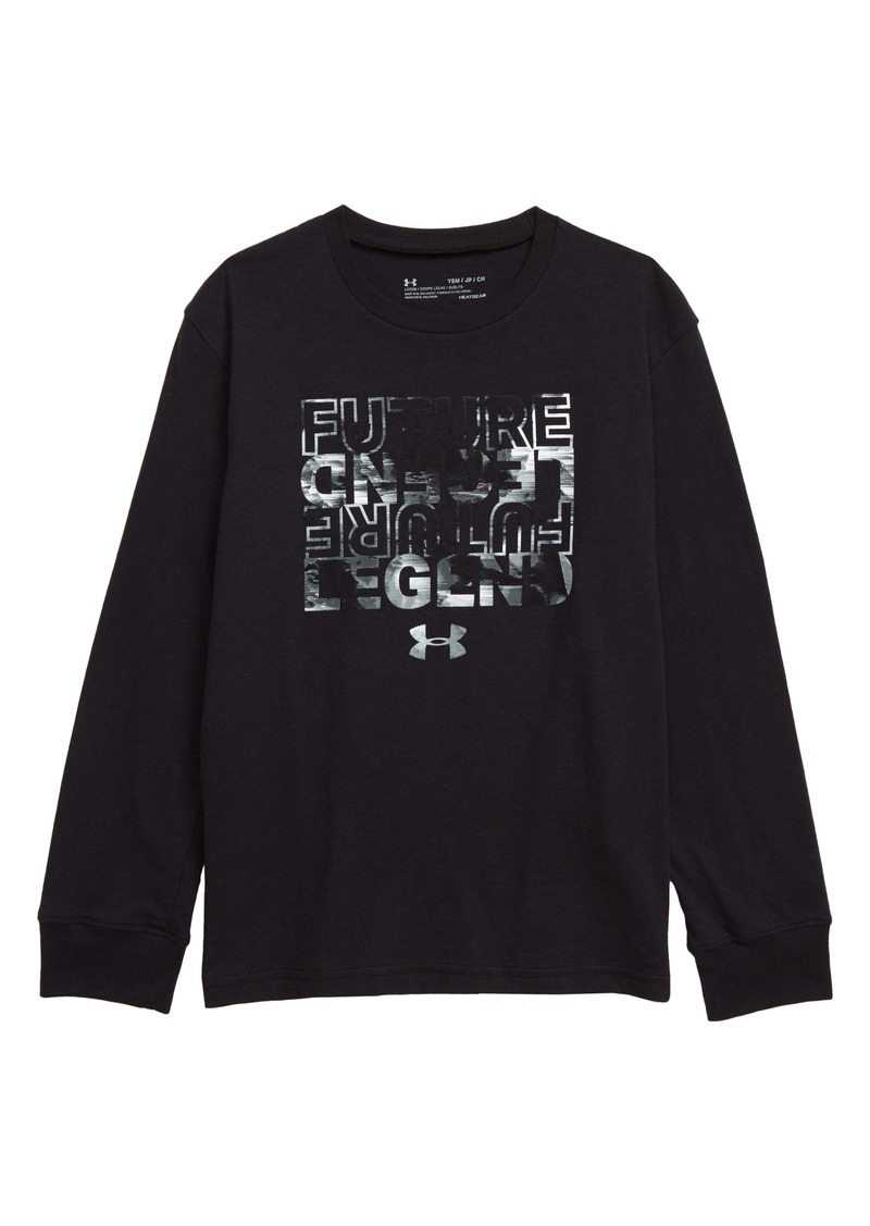Under Armour HeatGear® Future Legend Graphic T-Shirt (Big Boys)
