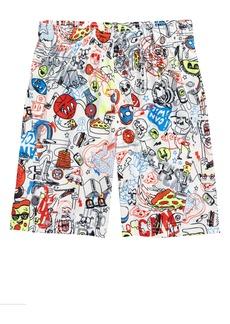 Under Armour HeatGear® Future Show Boost Athletic Shorts (Toddler & Little Boy)