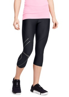 Under Armour HeatGear Graphic Capri Leggings