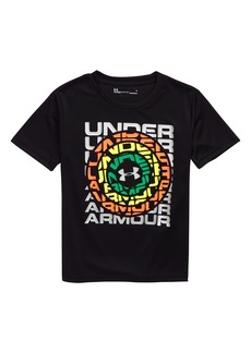 Under Armour HeatGear® Logo Graphic T-Shirt (Toddler Boys & Little Boys)