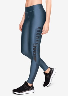 Under Armour HeatGear Logo Leggings
