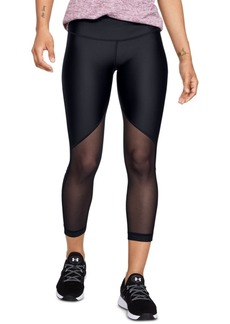 Under Armour HeatGear Mesh Leggings