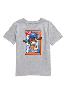 Under Armour HeatGear® Peanut Baseball Graphic Tee (Toddler & Little Boy)