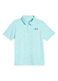 Under Armour HeatGear® Playoff Polo (Big Boy)