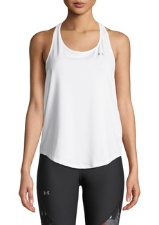 Under Armour HeatGear® Racerback Mesh Tank Top