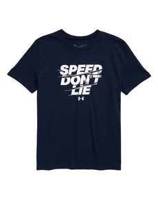 Under Armour HeatGear® Speed Don't Lie T-Shirt (Big Boys)