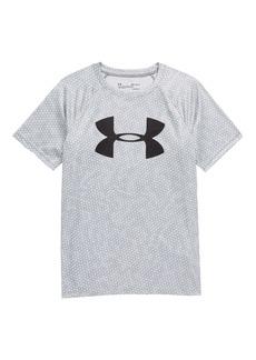Under Armour HeatGear Tech Big Logo Shirt (Big Boy)
