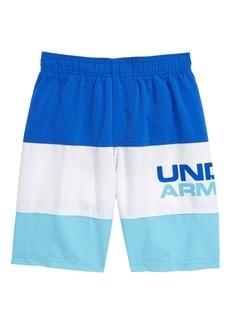 Under Armour HeatGear® Triple Block Volley Shorts (Big Boys)