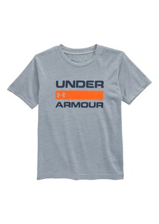 Under Armour HeatGear® Twist Graphic Tee (Toddler & Little Boy)