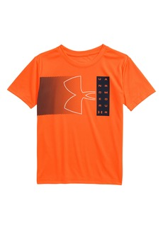 Under Armour HeatGear® UA Fade Graphic Tee (Toddler & Little Boy)