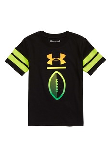 Under Armour HeatGear® Varsity Football T-Shirt (Toddler Boys & Little Boys)