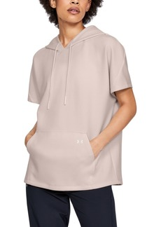 Under Armour Hooded Short-Sleeve Tunic