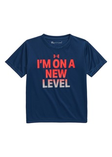 Under Armour I'm on a New Level T-Shirt (Toddler Boys & Little Boys)