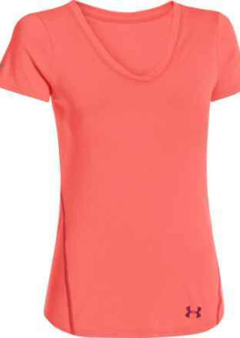 Under Armour ISO-Chill Remi T-Shirt - UPF 30+, Short Sleeve (For Women)