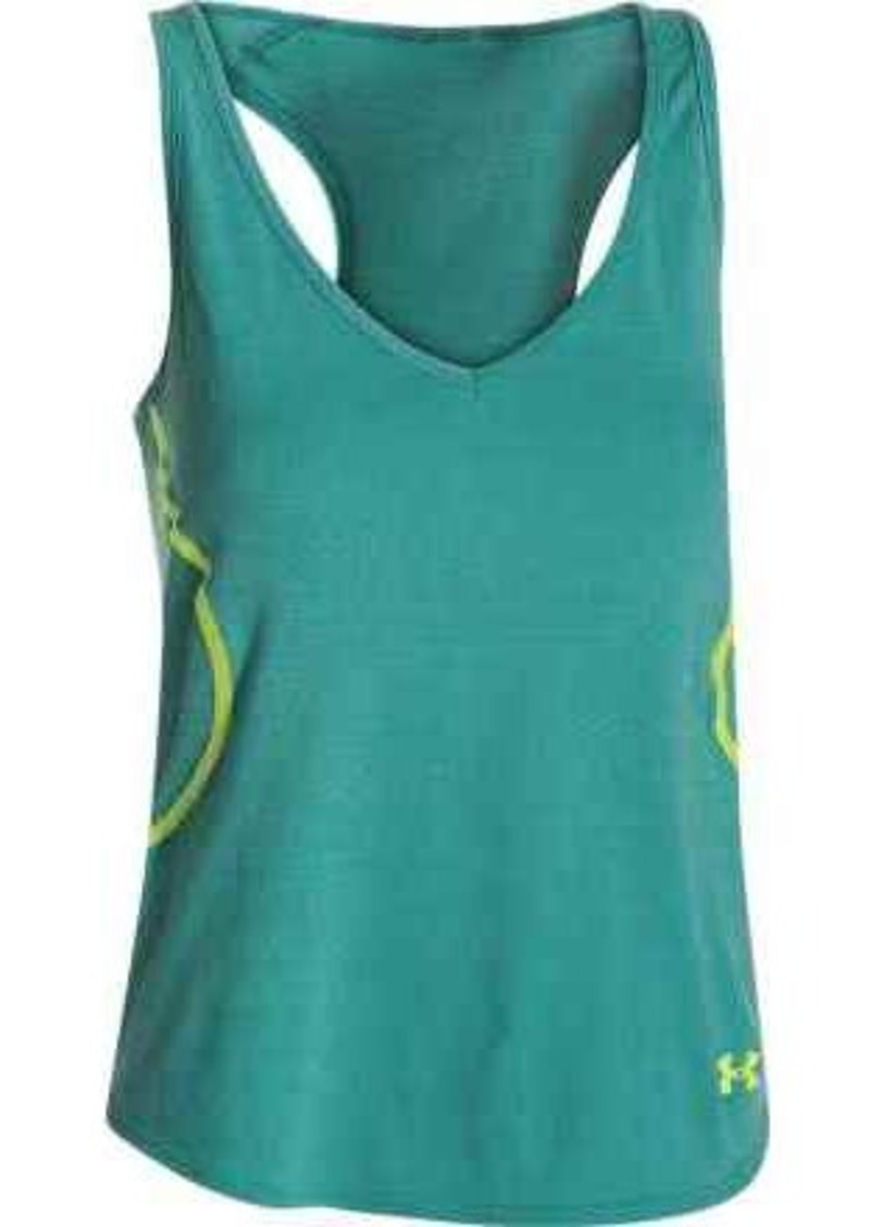 Under Armour ISO-Chill Remi Tank Top - V-Neck (For Women)