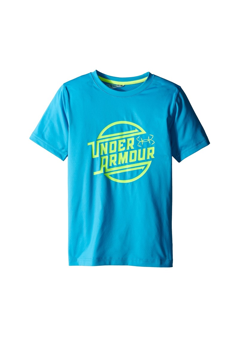 Under Armour Kids Coolswitch Thermocline Short Sleeve (Big Kids)