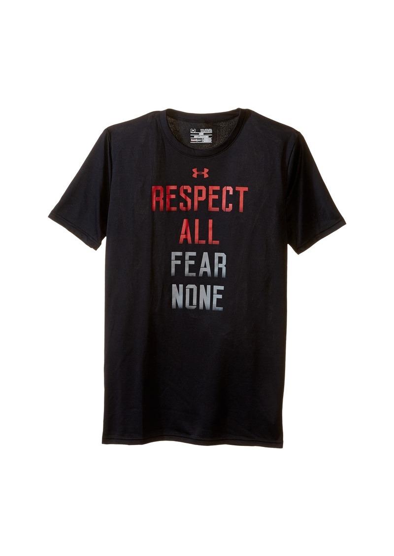 Under Armour Kids Fear None Short Sleeve T-Shirt (Big Kids)