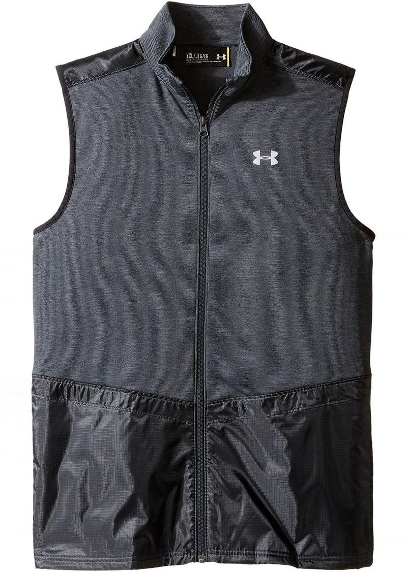 d434e5f3d9a On Sale today! Under Armour Under Armour Kids Full Zip Hybrid Vest ...