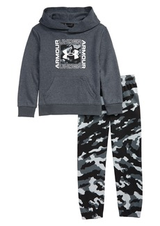 Under Armour Kids' Fury Camo Hoodie & Sweatpants (Toddler & Little Boy)