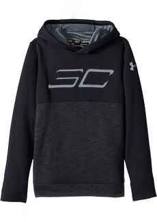 Under Armour SC30 Fleece Logo Hoodie (Big Kids)
