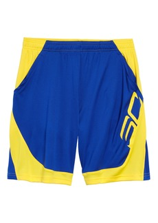 Under Armour Kids' Steph Curry Basketball Shorts (Big Boy)