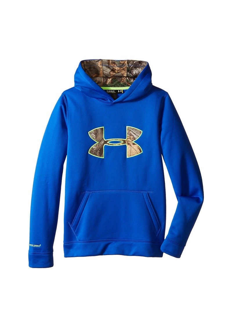 Under Armour Kids Storm Caliber Hoodie (Big Kids)