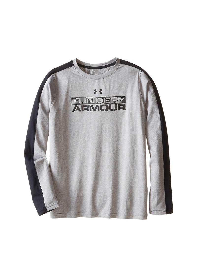 Under Armour Kids UA Coldgear® Infrared Long Sleeve Top (Big Kids)