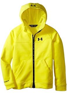 Under Armour Kids UA Coldwear® Infrared Softshell Hooded Jacket (Big Kids)