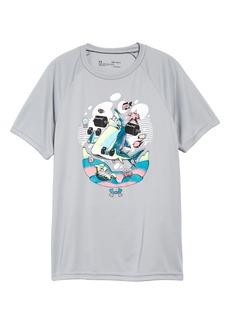 Under Armour Kids' UA Tech™ Shark Lift Graphic Tee (Big Boy)