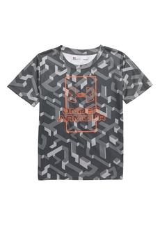 Under Armour Knockout HeatGear® T-Shirt (Toddler Boys & Little Boys)