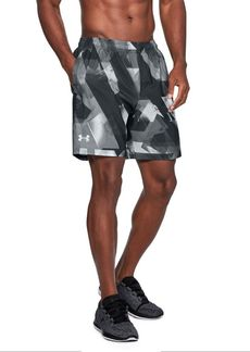 Under Armour Launch SW Printed Shorts