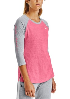 Under Armour Women's Legacy Colorblocked T-Shirt