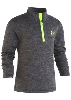 Under Armour Little Boys 1/4-Zip Lockdown Shirt