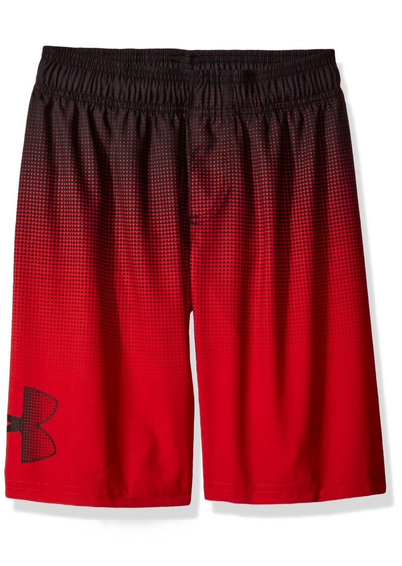 ee7918dfbae6c Under Armour Under Armour Little Boys' Angle Drift Volley Swim Short ...