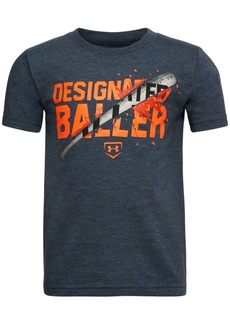 Under Armour Toddler Boys Baller-Print T-Shirt