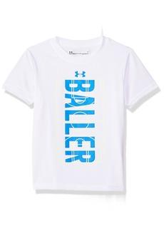 Under Armour Little Boys' Baller Short Sleeve T-Shirt