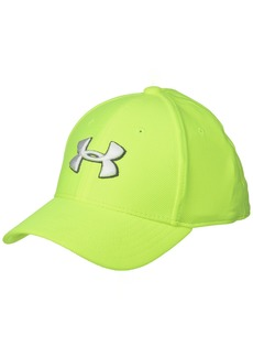Under Armour Little Boys' Baseball Hat Hi GH/VIS Yellow