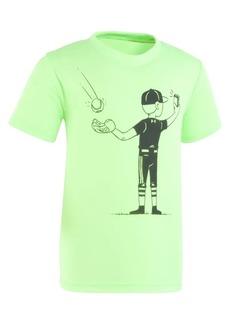 Under Armour Little Boy's Baseball Selfie T-Shirt