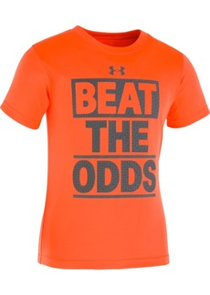 Under Armour Little Boys Beat the Odds Graphic T-Shirt