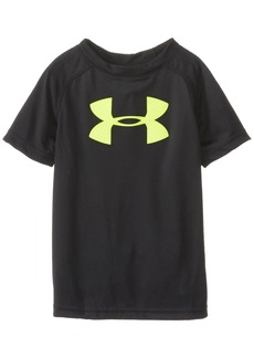 Under Armour Little Boys' Big Logo Short Sleeve Tee Shirt