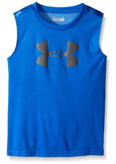 Under Armour Little Boys' Big Logo Tank