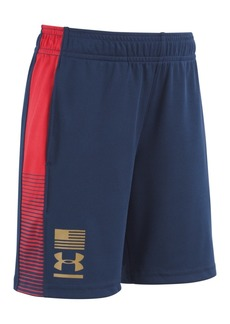 Under Armour Little Boys Colorblocked Shorts