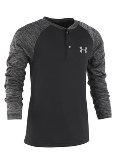Under Armour Little Boy's Contrast Raglan Henley