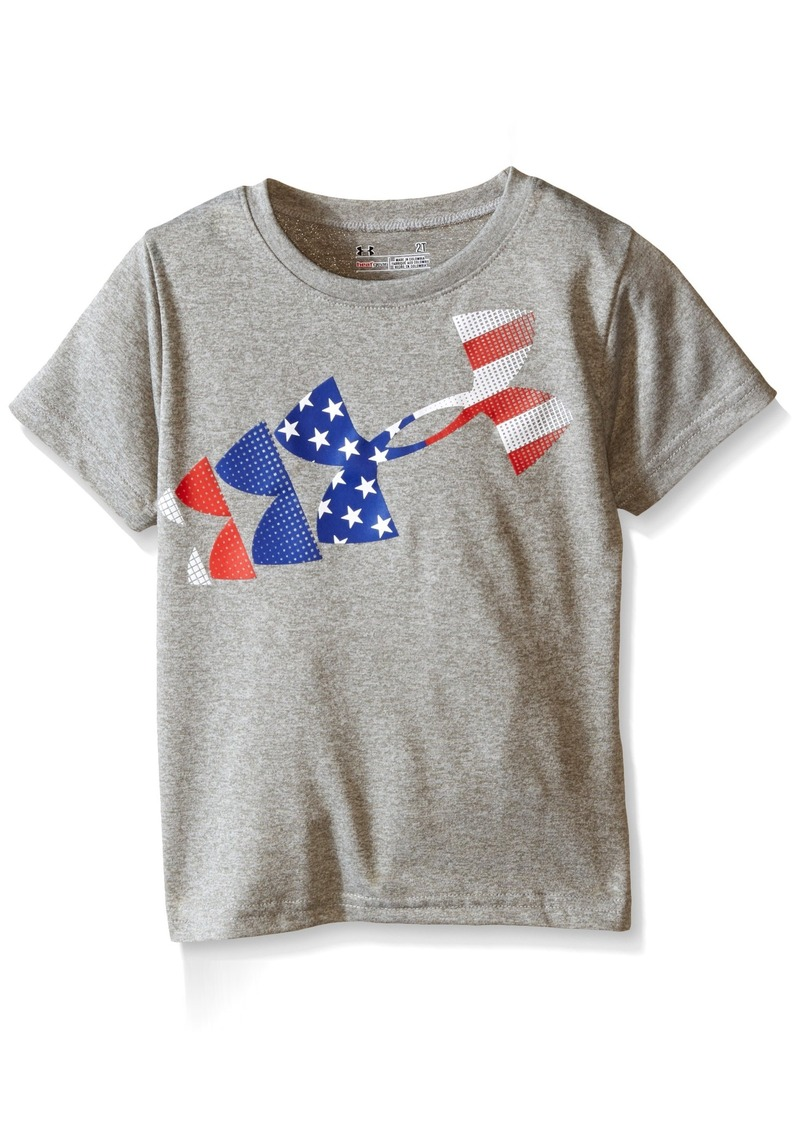 Under Armour Little Boys Country Pride Team USA Tee