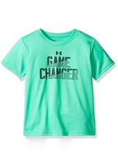 Under Armour Boys' Little Game Changer Short Sleeve Tee