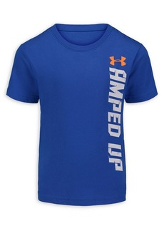 Under Armour Little Boy's Graphic Cotton-Blend Tee