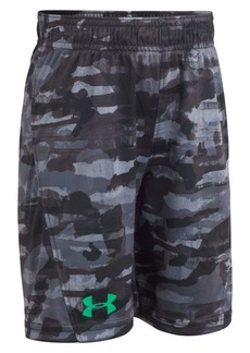 Under Armour Little Boy's Grit Camouflage Boost Shorts